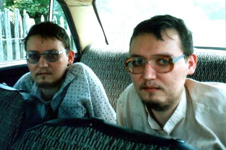 Братья Петровы - основатели Удмуртского Интернета